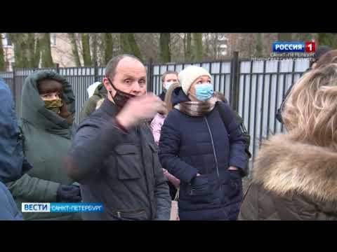 На севере Петербурга разгорелся общественный скандал из-за планов по сносу 136-ой школы