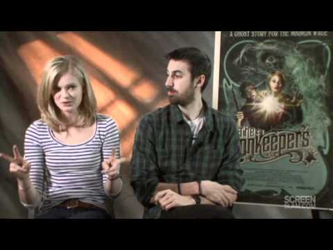 Exclusive! The Innkeepers: Sara Paxton and Ti West Sit Down interview
