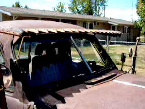 1947 Studebaker Custom Sun Visor - YouTube f7871208250