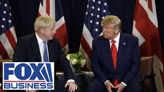 What Johnson's victory could mean for Brexit, potential US trade deal