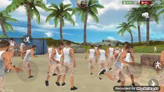 Free Fire oyunu tanıtımı multiplayer nasıl oynanır içerir! !!