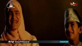 لقاء مع المنشدة الكفيفة نور العمرية   أنشودة رأيتك يا عمان   برنامج قهوة الصباح
