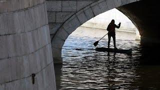 Мир, труд, SUP! SUP-серферы Петербурга открыли сезон