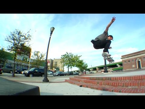 Walker Ryan Raw NYC   TransWorld SKATEboarding