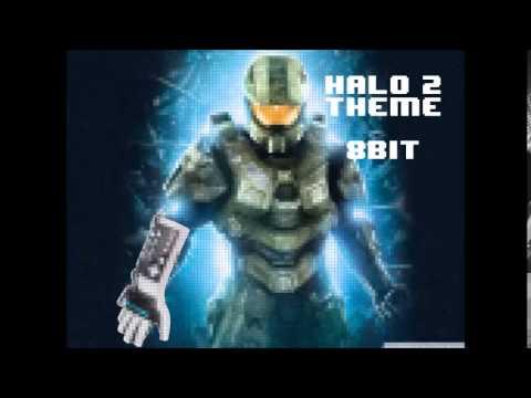 Halo 2 - Theme 8bit