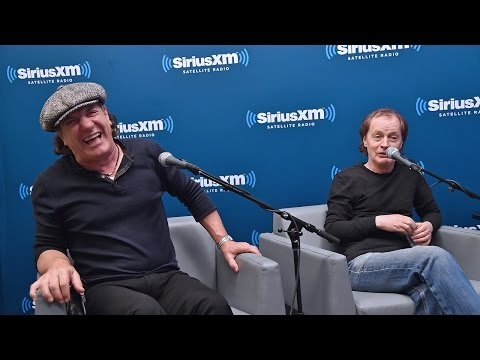 AC/DC: Gene Simmons Is Wrong About Rock And Roll // SiriusXM // AC/DC Radio