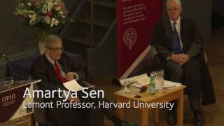 Amartya Sen Q&A: 'democracy and social decisions'