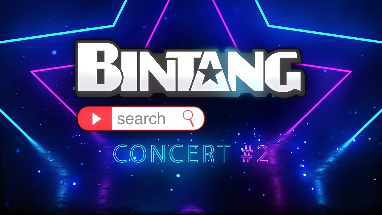 BINTANG SEARCH CONCERT 2 Part 1
