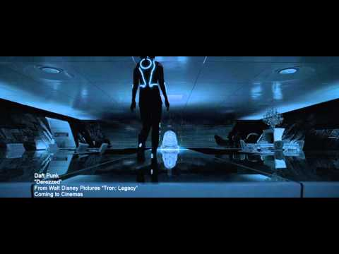 TRON: Legacy - Derezzed video