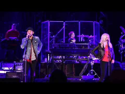 Linkin Park - Castle of Glass (feat. Alanis Morissette & No Doubt) @ Hollywood Bowl, LA, 10/27/2017