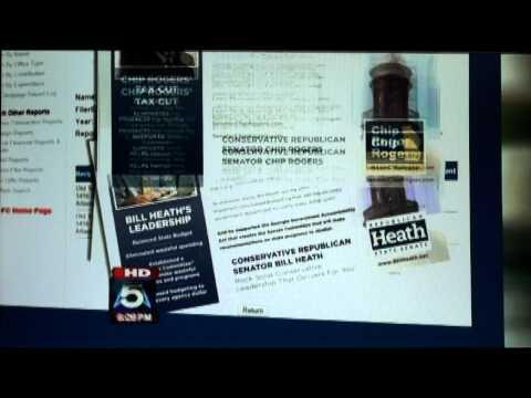 Senator Jack Murphy Ethics Complaint 07/20/12
