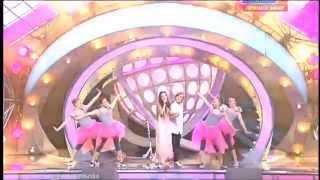 """Junior Eurovision 2011 Russia Катя Рябова """"Как Ромео и Джульетта""""   Детское Евровидение"""