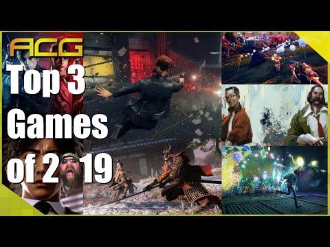ACG Top 3 Games Of 2019