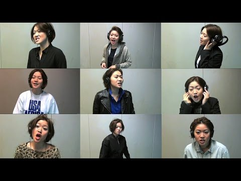we-are-the-world-~ひとりで23人~-/-yukino's-(yukino-sings-and-plays-all-the-23-singers-in-original-one.-)