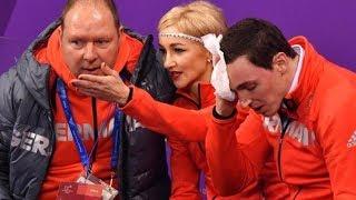 Eiskunstlauf Sensation bei Olympia Riesenemotionen bei Savchenko und Witt Olympia 2018