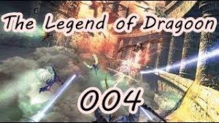 Rückblick Let`s play (Stream) The Legend of Dragoon - wir Stürzen Sandora Deutsch GER 004