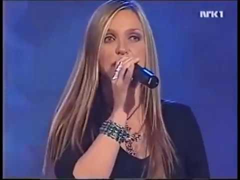 "Then he kissed me ""live"" -  Liv Marit Wedvik"