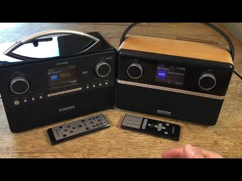 Great for Gym + Bedside!  Roberts Stream 94i and 93i Comparison and Review - DAB, Internet, FM Radio