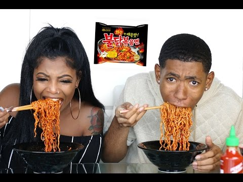 Download Youtube: EXTREME SPICY RAMEN CHALLENGE!!!