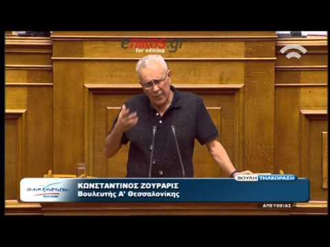 enikos.gr - Ζουράρις: Όταν ήμουν στο ΚΚΕ…