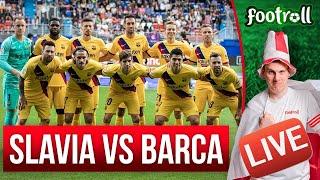 Barcelona na wyjeździe w Lidze Mistrzów! Oglądamy! (Bez widoku meczu)