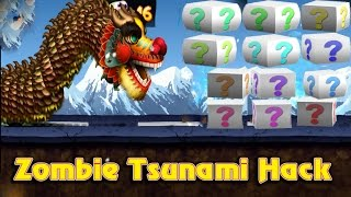- Zombie tsunami cheat all bonus block max 999 zombies