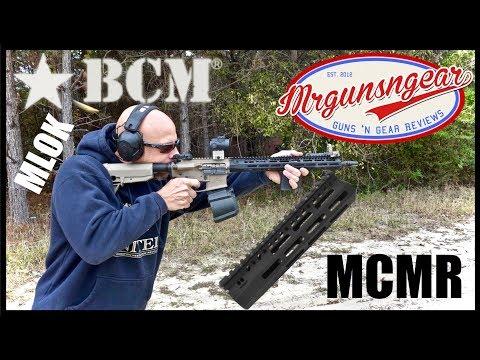Bravo Company USA MCMR M-LOK AR-15 Handguard Review