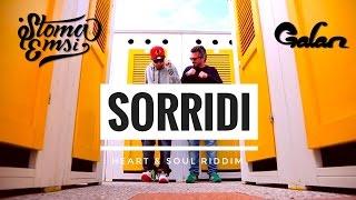 Stoma Emsi (feat. Galan) - Sorridi (heart & soul riddim)