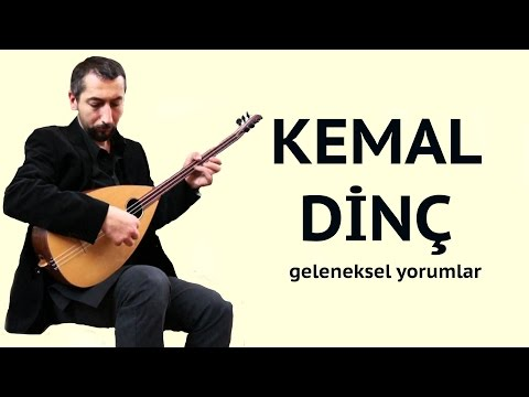 Kemal Dinç - Şen Değil Gönlüm [ Geleneksel Yorumlar 2015 © Kalan Müzik ]