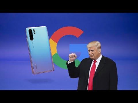 Should You Buy a Huawei Phone? // Google Bans Huawei