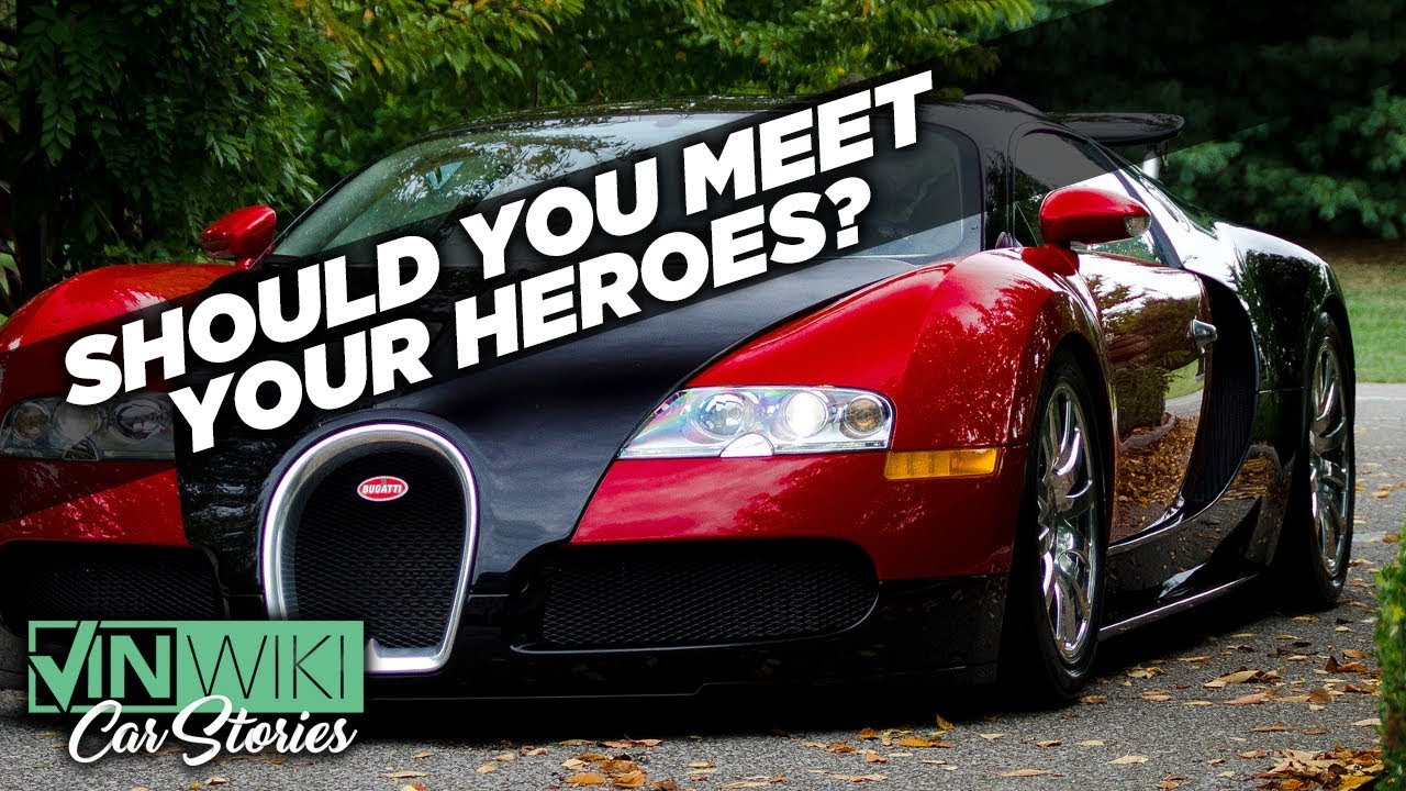 Just How Good Is A Bugatti Veyron Youtube