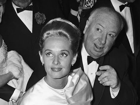 Rare 1963 THE BIRDS s w Alfred Hitchcock & Tippi Hedren