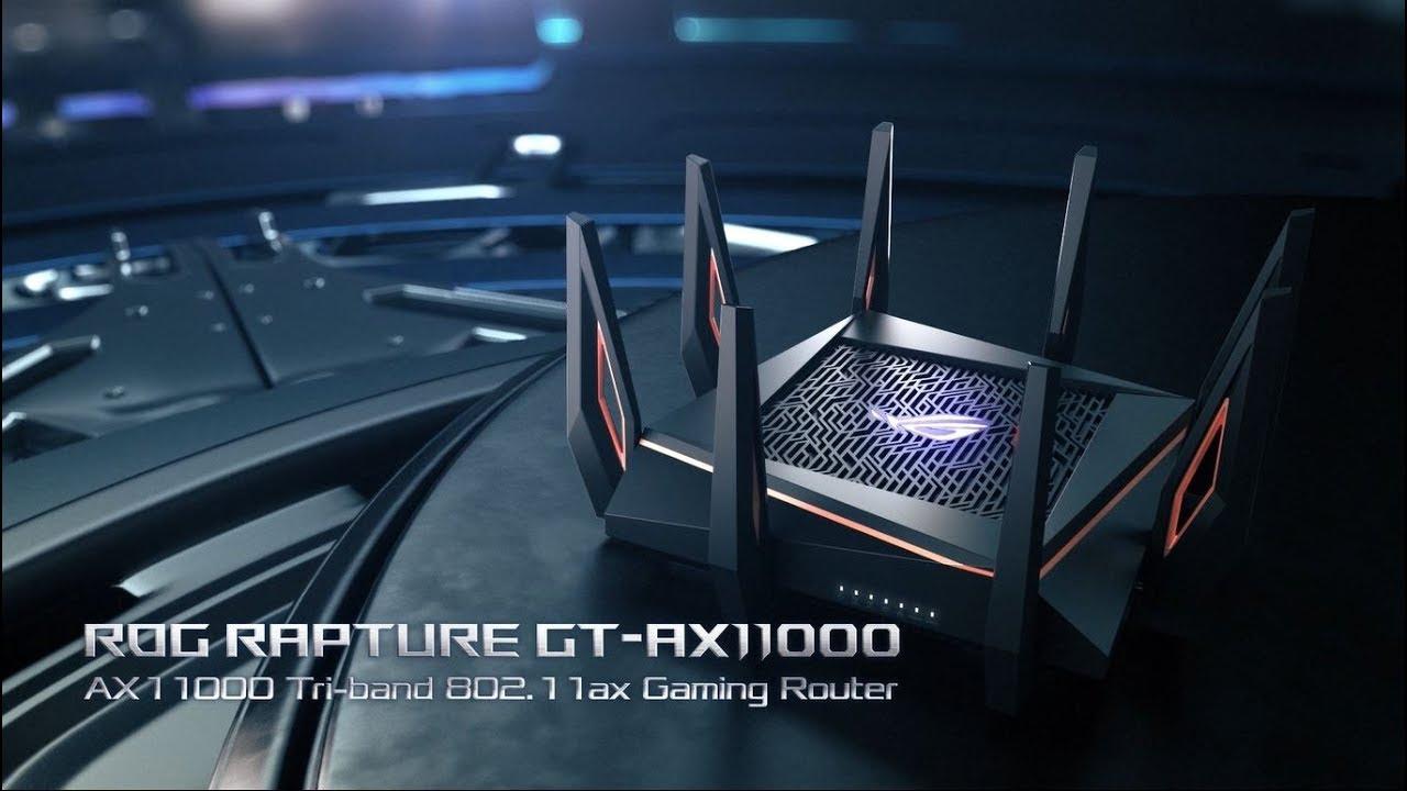 Resultado de imagen para ROG Rapture GT-AX11000