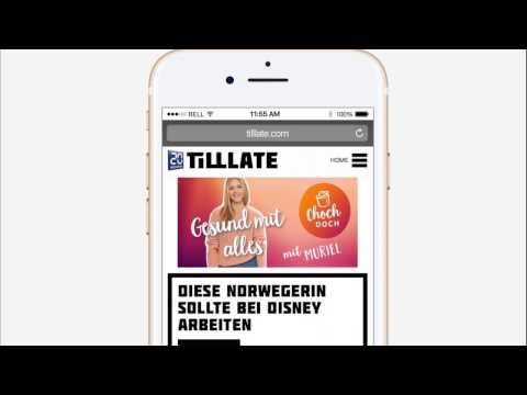 Mobile Kampagne Mit ChatBot