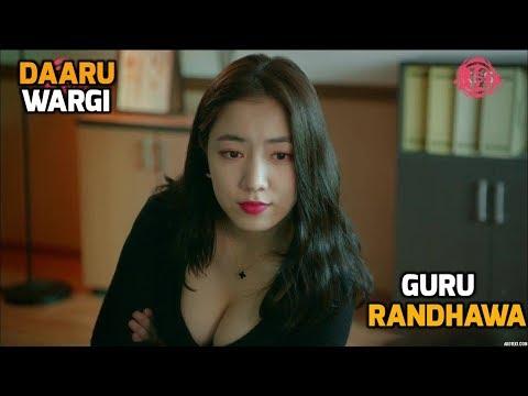 DAARU WARGI 😍 GURU RANDHAWA 😍 Korean Mix - Beautiful Detective Girl 😍 Cutest Girl