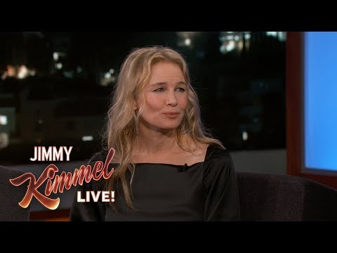 Renée Zellweger on Friendship with Matthew McConaughey