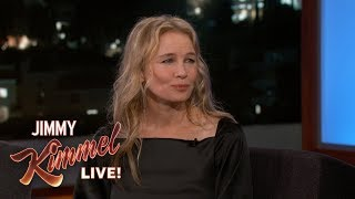 Renée Zellweger on Friendship with Matthew McConaughey