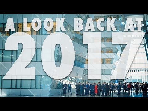 NATO in 2017, a look back