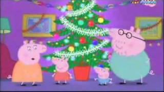 Święta u Peppy.