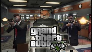 Grand Theft Auto Adventures with the Crew #2 (Funny Moments)