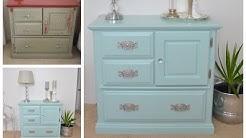 Craigslist Furniture Makeover