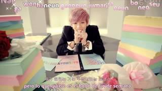 INFINITE H - Special Girl (feat. Bumkey) Sub Español + Karaoke
