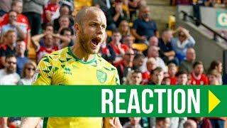 Norwich City 1-0 Middlesbrough: Teemu Pukki Reaction