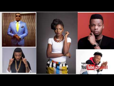 OLAMIDE, SIMI, YCEE, EBUKA, DON JAZZY AND FALZ JOIN CALL TO #ENDSARS