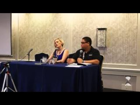 ConnectiCon 2017 Press ket: Kari Wahlgren