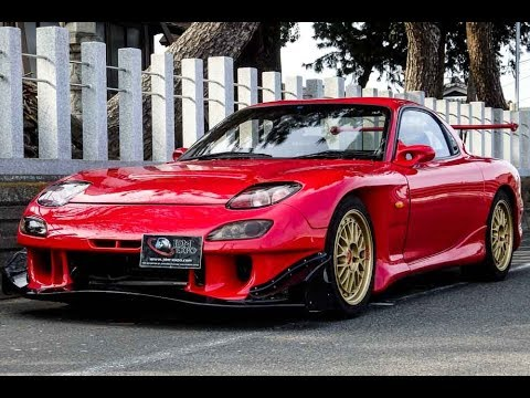 Mazda RX7 for sale JDM EXPO (2314, s8148)
