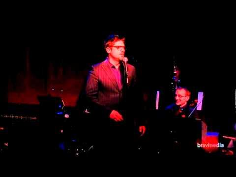 Christopher Sieber sings Scott Alan's 'NOTHING MORE' live @ Birdland April 18th