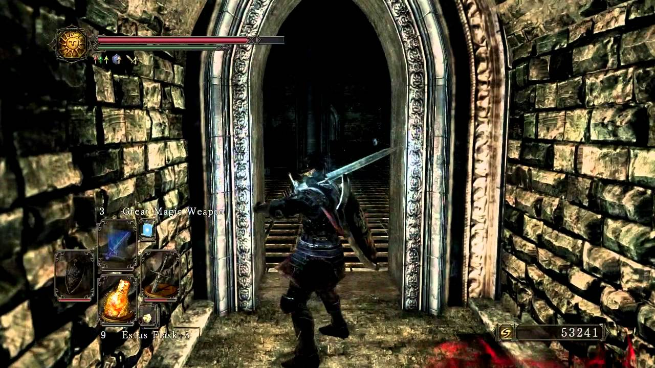 Dark Souls 2 Sotfs Part 125 Memory Of The Old Iron King Youtube