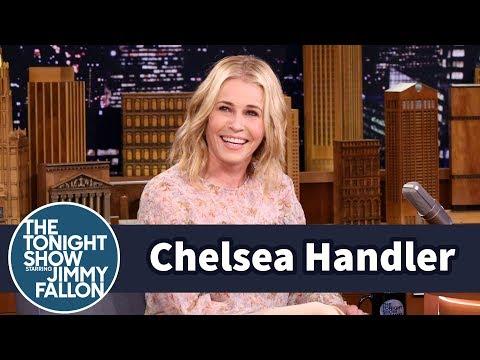 Chelsea Handler Supports Steve Harvey's Talk  Memo