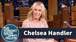 Chelsea Handler Supports Steve Harvey's Talk Show Memo